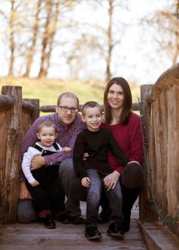 family photo fall 2015